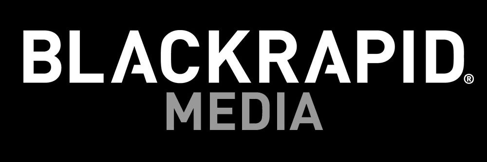 Logo for BlackRapid Media